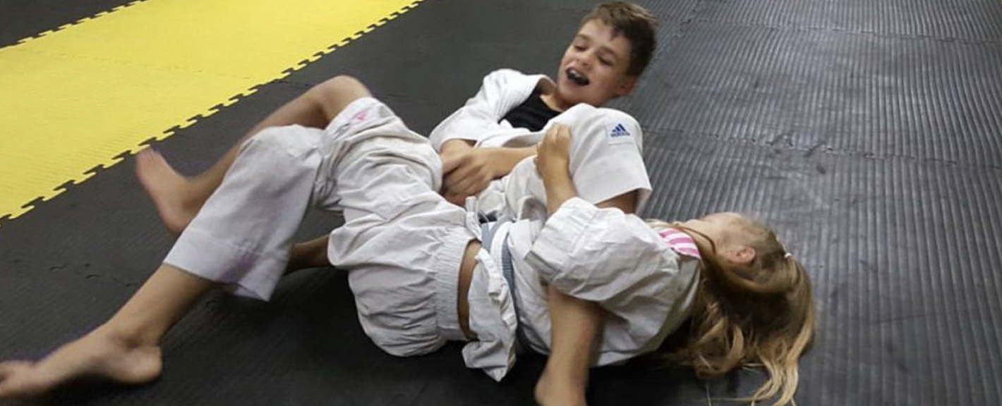 Brazillian Jiu Jitsu Jeugd